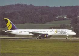SOUTH ATLANTIC AIRWAYS, Boeing 757-236, Unused Postcard [15063] - 1946-....: Moderne
