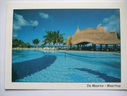 MAURITIUS POSTCARD ILE MAURICE - Mauritius