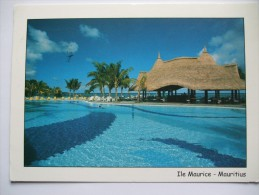 MAURITIUS POSTCARD ILE MAURICE - Maurice