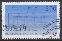 Timbre Oblitéré N° 2736(Yvert) France 1992 - Le Pavillon De La France à Séville - Frankreich