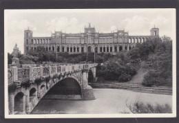 Old Card,Maximilianeum, Munchen, Bavaria, Germany,N10. - Muenchen