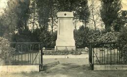 TRITH SAINT LEGER Le POIRIER Le Monument Aux Morts - Other Municipalities