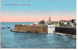VALLETTA MALTA - Fort St Elmo - Malta