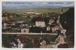 Slovenia Ljubljana Laibach View Total Prulami Brühl Censored KUK K Und K Post Card Postkarte POSTCARD - Slovenia