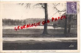 35 -   PAIMPONT - L' ETANG DES FORGES - Paimpont