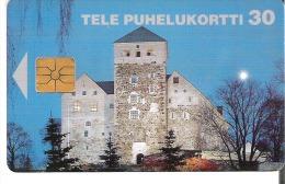 Finland - Turku Castle - D117
