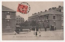 SAINT QUENTIN - Caserne Du  87e Régiment D'infanterie - Saint Quentin