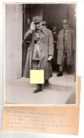 Photographie Photo Général Gamelin 9 10 1939 Wide World Photo The New York Times Militaria Soldat Militaire - Guerre, Militaire