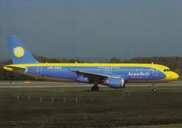 AEROSVIT, A320-211, Unused Postcard [15094] - 1946-....: Moderne