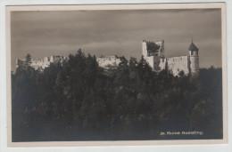 Austria Österreich Styria Höhenburg In Graz Ruine Gösting Goesting Post Card Postkarte POSTCARD - Graz