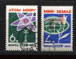 UdSSR, SOWJETUNION, ROSSIJA,RUSSIA,  1963 - Usati
