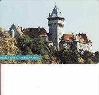 Slowakei, 29/96, Smolenický Zámok, Schloss Smolenice, Chip, Tirage 50 000 - Slowakei