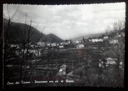 Cava Dei Tirreni - Panorama Con Vie Di Rotolo - Cava De' Tirreni