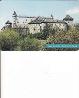 Slowakei, 28/96, Zvolenský Zámok, Schloss Zvolen, Chip, Tirage 50 000 - Slowakei