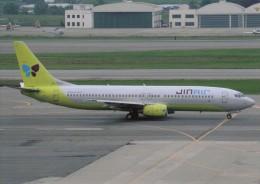 JINAIR, Boeing 737-86N, Unused Postcard [15123] - 1946-....: Moderne