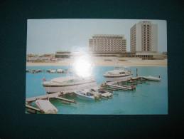 QATAR GULF HOTEL BATEAUX - Qatar