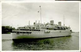 NAVE VICTORIA    - FP-  Viaggiata 1941 - Unclassified