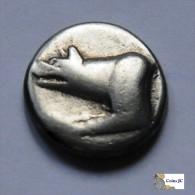 Peloponesos - Dracma - Argolis - 490-480 AC. - Griegas