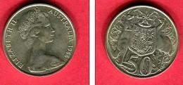 50 CENTS        (  KM 67 ) TTB+   18 - Monnaie Pré-décimale (1910-1965)