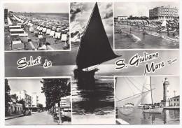 Saluti Da San Giuliano Mare - Rimini - H2131 - Rimini
