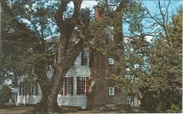 CPSM USA - Bath - North Carolina - Oldest Town In State - Etats-Unis