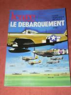 REVUE ICARE N� 109  LE DEBARQUEMENT  TOME 1  / MILITARIA WWII / AVION DE CHASSE  GUERRE / CORSE NORMANDIE PROVENCE