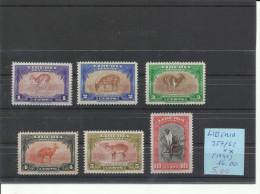 LIBERIA  257/62    MNH   ** - Liberia