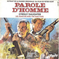 """B-O-F  Lee Marvin And The Bar Flies  """"  Parole D´homme  """" - Soundtracks, Film Music"""