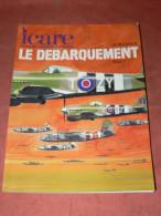 REVUE ICARE N� 110  LE DEBARQUEMENT  TOME 2  / MILITARIA WWII / AVION DE CHASSE  GUERRE / NORMANDIE