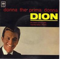 """Dion  """"  Donna The Prima Donna  """" - Vinyl Records"""