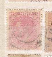 Spain (1) - 1875-1882 Königreich: Alphonse XII.