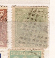 Spain (4) - 1875-1882 Königreich: Alphonse XII.