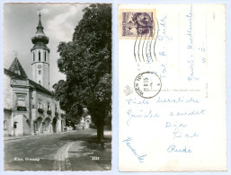 AK Wien 19. Bezirk XIX Döbling Grinzing Kirche Groß-Hollenstein An Der Ybbs A.d. Vienna Österreich Austria Ansichtskarte - Grinzing