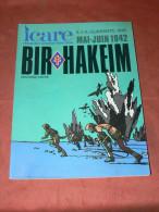 REVUE ICARE N� 101 / BIR HAKEIM 1942 / 2 EME PARTIE   / MILITARIA WWII / AVION GUERRE /