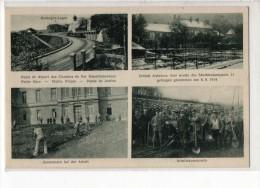 22-69 SAINT-BRIEUC Gare Prisonniers Allemands - Saint-Brieuc