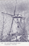 Windmolen Molen    St- Jans-Molenbeek    Drapsmolen              Scan 10133 - Mulini A Vento