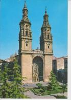 (AKL274) LOGROÑO. CATEDRAL DE SANTA MARIA DE LA REDONDA - La Rioja (Logrono)