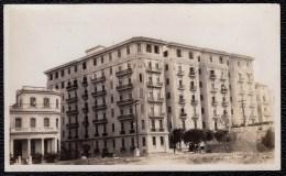 OLD PHOTO HAVANA CUBA IN 1928 - OLD APPARTMENTS SOMEWHERE IN HAVANA 14 X 8.5 - Cuba