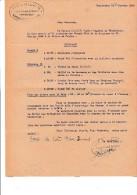 VENISSIEUX -PROGRAMME UNION DE LA JEUNESSE REPUBLICAINE DE FRANCE 28-01-1946 - Programs