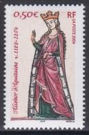 3640Aliénor D'Aquitaine - Neufs