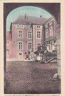 Domaine Provincial De Wégimont - Vue Sur La Cour Intérieure (colorisée) - Soumagne