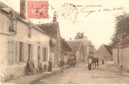 Village De MORIERS - Epernon