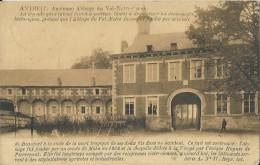 Antheit.  Ancienne Abbaye;   Huy  1912  Naar Ixelles - Wanze