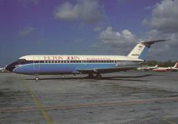 ELTON JOHN, Breaking Hearts Tour, British Aerospace BAC-1-11-401AK, Unused Postcard [15149] - 1946-....: Moderne