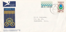 Südafrika(V522) - Brief Von 1970 - Pretoria  - Wasser - Afrique Du Sud (1961-...)