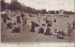Saint Nazaire 200            Enfants Sur La Plage - Saint Nazaire