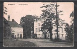 Quaremont.-Ancien Chateau 1910. - Kluisbergen