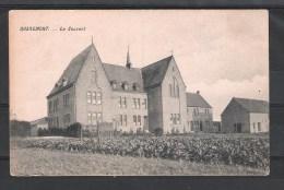 Quaremont.- Le Couvent  1910. - Kluisbergen