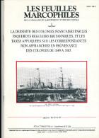 Desserte Des Colonies Par Les Paquebots Britanniques ,par Henri Tristant , 1990 , 48 Pg , ETAT NEUF   --  15/224A - Poste Maritime & Histoire Postale