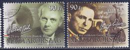 Ungarn 2006. SPECIMEN. Musik. Bela Bartok, G. Enescu, Komponisten (B.1956) - Unused Stamps
